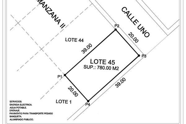 Foto de terreno industrial en venta en calle 2 , anacleto canabal 1a sección, centro, tabasco, 5339481 No. 01