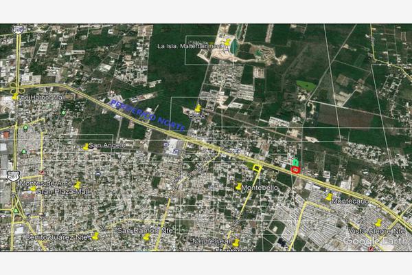Foto de terreno habitacional en venta en calle 2 con periférico norte 144lote 1, temozon norte, mérida, yucatán, 8245260 No. 01