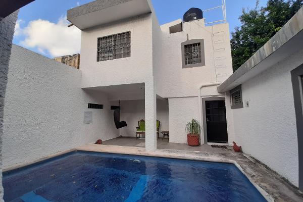 Foto de casa en renta en calle 2 norte con avenida 40 115, aviación, solidaridad, quintana roo, 10175353 No. 01