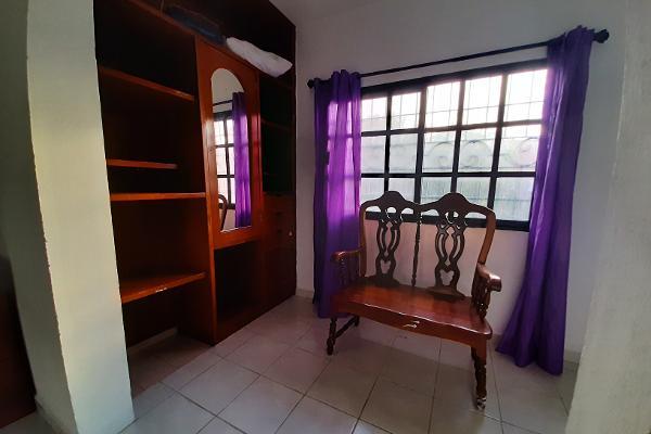 Foto de casa en renta en calle 2 norte con avenida 40 115, aviación, solidaridad, quintana roo, 10175353 No. 06