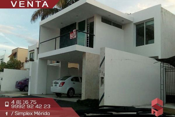 Foto de casa en venta en calle 21 #578 , gran santa fe, mérida, yucatán, 3415320 No. 02