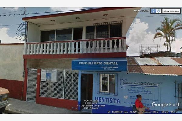 Foto de casa en venta en calle 23 403-a, miguel hidalgo, córdoba, veracruz de ignacio de la llave, 5375248 No. 01