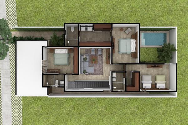 Foto de casa en venta en calle 23 , xcanatún, mérida, yucatán, 0 No. 15