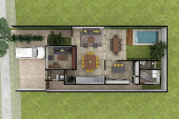 Foto de casa en venta en calle 23 , xcanatún, mérida, yucatán, 0 No. 16