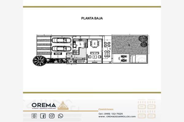 Foto de casa en venta en calle 24, prolongación andrés garcía lavín , del norte, mérida, yucatán, 20334349 No. 11