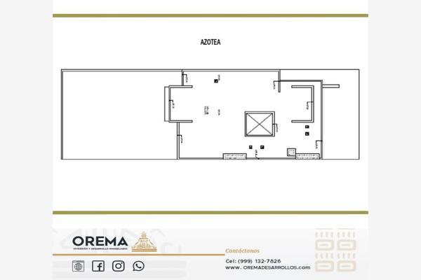Foto de casa en venta en calle 24, prolongación andrés garcía lavín , del norte, mérida, yucatán, 20334349 No. 13
