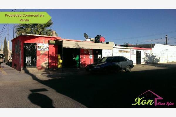 Foto de local en venta en calle 3 21, rancho grande, hermosillo, sonora, 5321390 No. 01