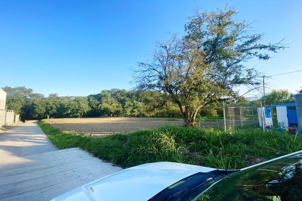 Foto de terreno habitacional en venta en calle 3 y callejon , los maestros, allende, nuevo león, 0 No. 06
