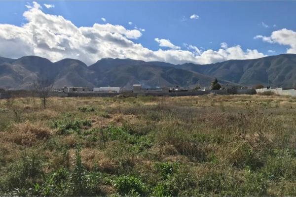 Foto de terreno habitacional en venta en calle 30 324, amistad, saltillo, coahuila de zaragoza, 5885667 No. 06