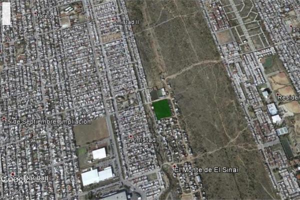 Foto de terreno habitacional en venta en calle 30 324, amistad, saltillo, coahuila de zaragoza, 5885667 No. 09