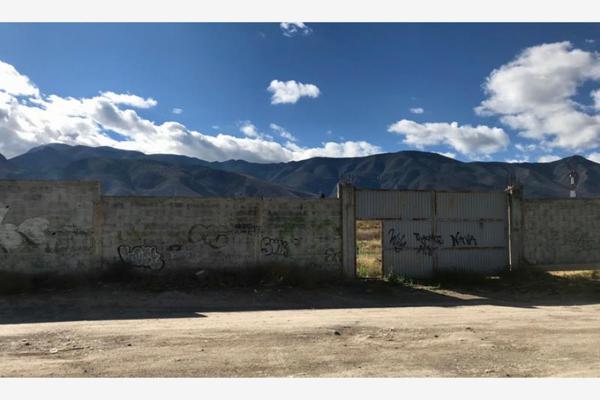 Foto de terreno habitacional en venta en calle 30 324, amistad, saltillo, coahuila de zaragoza, 5885667 No. 02