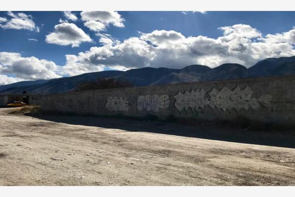Foto de terreno habitacional en venta en calle 30 324, amistad, saltillo, coahuila de zaragoza, 5885667 No. 03
