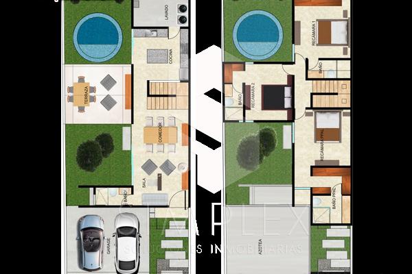 Foto de casa en venta en calle 34 , núcleo sodzil, mérida, yucatán, 3432223 No. 05