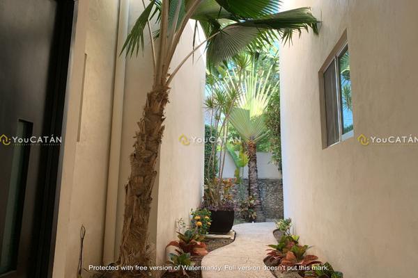 Foto de edificio en venta en calle 36 diagonal , montebello, mérida, yucatán, 15957989 No. 33