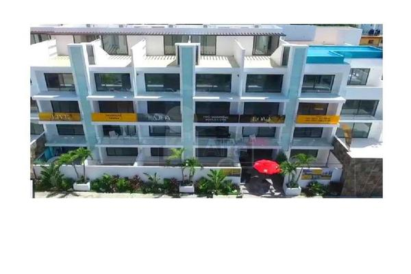 Foto de departamento en venta en calle 38. a tres cuadras de la playa , quintas del carmen, solidaridad, quintana roo, 5710461 No. 02