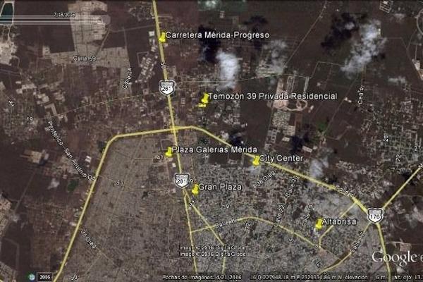 Foto de terreno habitacional en venta en calle 39 , temozon norte, mérida, yucatán, 0 No. 01