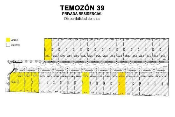 Foto de terreno habitacional en venta en calle 39 , temozon norte, mérida, yucatán, 0 No. 04