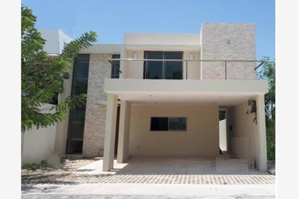 Foto de casa en venta en calle 40 diagonal , temozon norte, mérida, yucatán, 7273844 No. 01