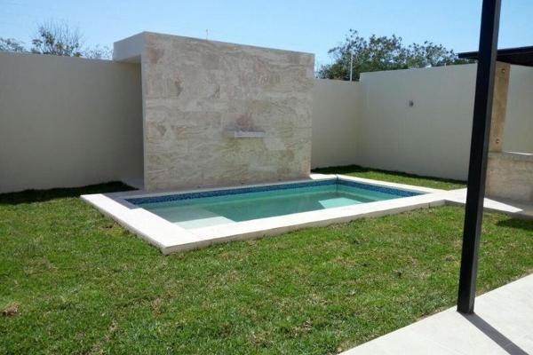 Foto de casa en venta en calle 40 diagonal , temozon norte, mérida, yucatán, 7273844 No. 10
