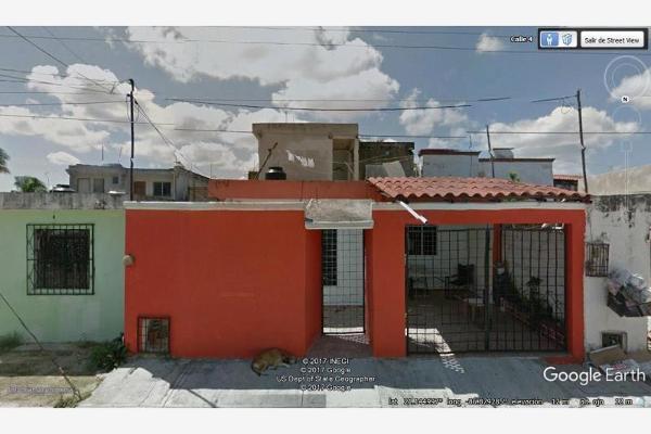 Foto de casa en venta en calle 4 0, región 99, benito juárez, quintana roo, 5376622 No. 01