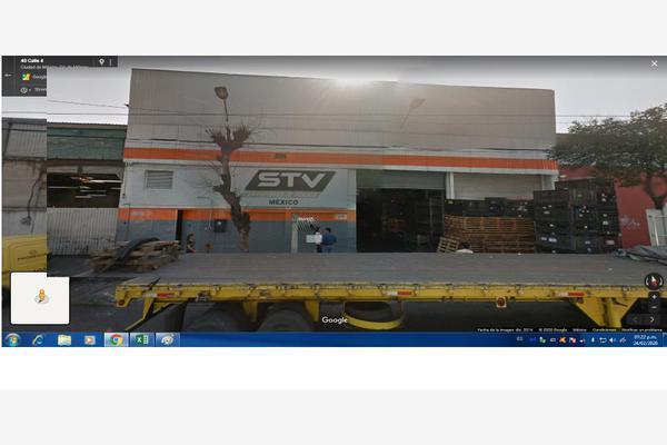 Foto de nave industrial en venta en calle 4 000, ampliación del gas, azcapotzalco, df / cdmx, 12273551 No. 02