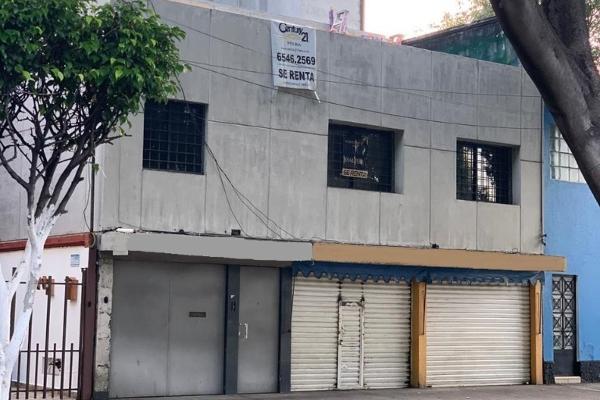 Foto de oficina en renta en calle 4 82 , espartaco, coyoacán, df / cdmx, 15237545 No. 01