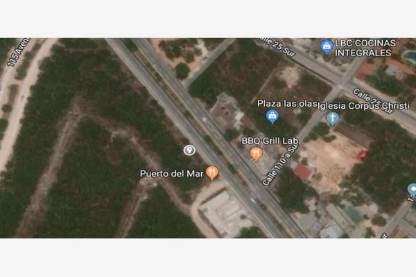 Foto de terreno habitacional en venta en calle 41 sur 1, playa del carmen, solidaridad, quintana roo, 9284116 No. 01