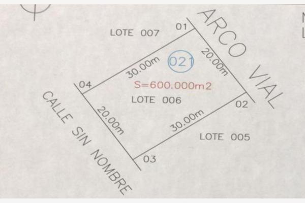 Foto de terreno habitacional en venta en calle 41 sur 1, playa del carmen, solidaridad, quintana roo, 9284116 No. 02
