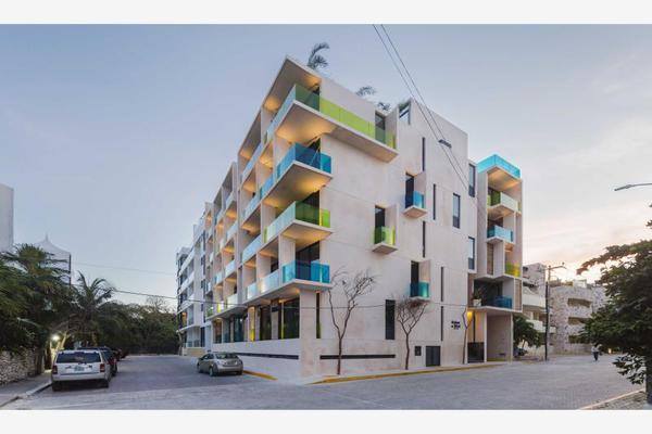 Foto de departamento en venta en calle 42 100, playa del carmen centro, solidaridad, quintana roo, 10286514 No. 01