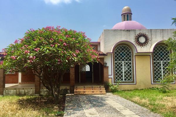 Foto de casa en renta en calle 44 , flores magón 5a fracción, cuernavaca, morelos, 5313672 No. 01
