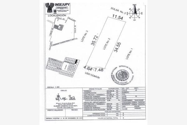 Foto de casa en venta en calle 45 , conkal, conkal, yucatán, 8115878 No. 04
