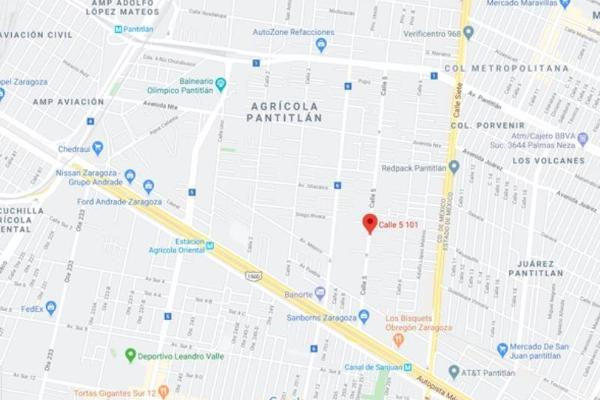 Foto de departamento en venta en calle 5 101, agrícola pantitlan, iztacalco, df / cdmx, 12271708 No. 04