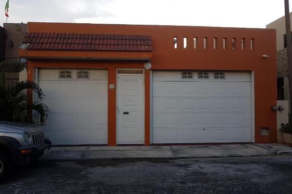 Foto de casa en venta en calle 5 de febrero , la esperanza, carmen, campeche, 14037087 No. 01