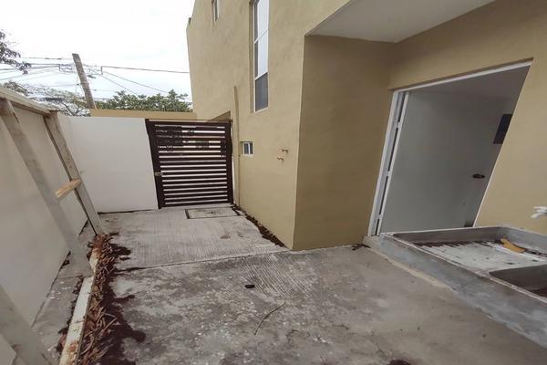 Foto de casa en venta en calle 5 de mayo , hidalgo poniente, ciudad madero, tamaulipas, 20166154 No. 28