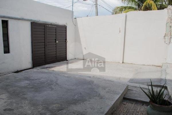 Foto de terreno habitacional en renta en calle 55 , obrera, carmen, campeche, 10067038 No. 02