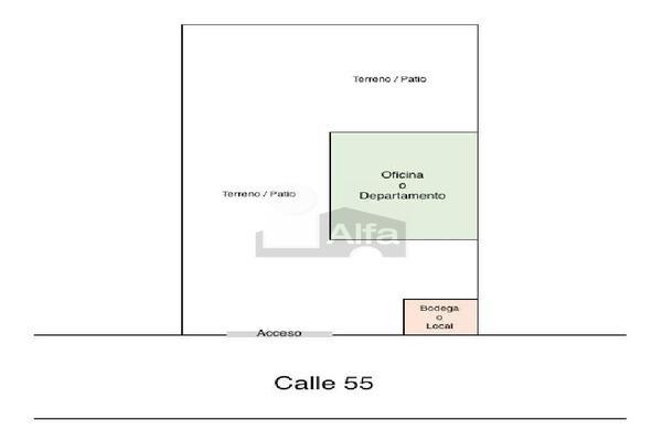 Foto de terreno habitacional en renta en calle 55 , obrera, carmen, campeche, 10067038 No. 14