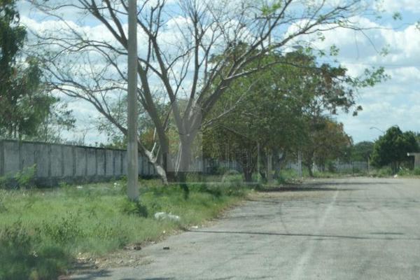 Foto de terreno industrial en venta en calle 61 , yucalpeten, mérida, yucatán, 5712421 No. 03