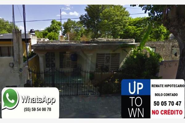 Foto de casa en venta en calle 63b 00, francisco i madero, mérida, yucatán, 3040101 No. 02