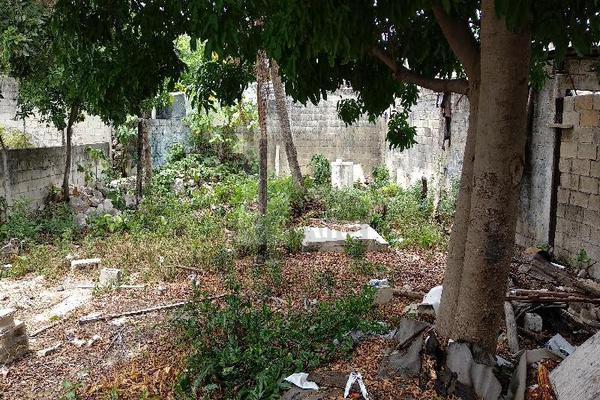 Foto de terreno habitacional en venta en calle 64 entre 15 y 20 , luis donaldo colosio, solidaridad, quintana roo, 7146374 No. 03