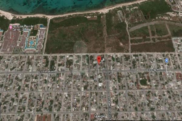 Foto de terreno habitacional en venta en calle 64 entre 15 y 20 , luis donaldo colosio, solidaridad, quintana roo, 7146374 No. 06