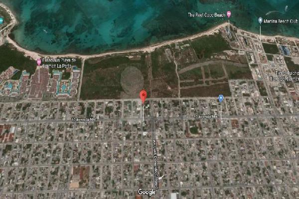 Foto de terreno habitacional en venta en calle 64 entre 15 y 20 , luis donaldo colosio, solidaridad, quintana roo, 7146374 No. 08