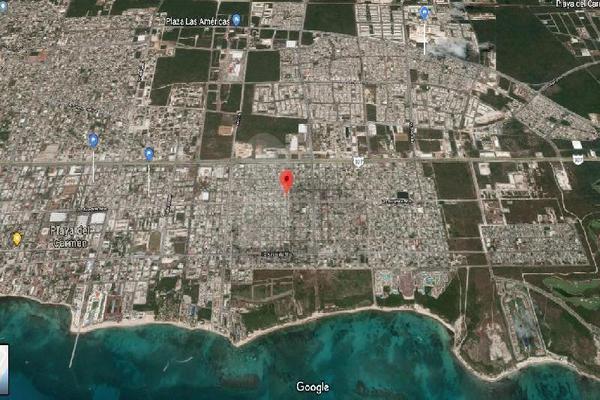 Foto de terreno habitacional en venta en calle 64 entre 15 y 20 , luis donaldo colosio, solidaridad, quintana roo, 7146374 No. 09