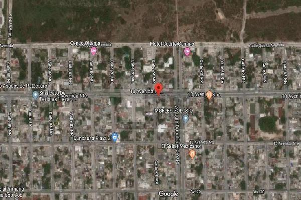 Foto de terreno habitacional en venta en calle 64 entre 15 y 20 , luis donaldo colosio, solidaridad, quintana roo, 7146374 No. 10