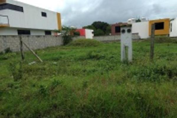 Foto de terreno habitacional en venta en calle 7, loma linda, tuxpan, veracruz de ignacio de la llave, 5969885 No. 01