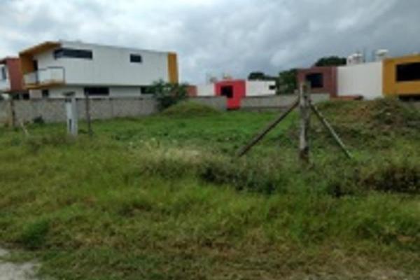 Foto de terreno habitacional en venta en calle 7, loma linda, tuxpan, veracruz de ignacio de la llave, 5969885 No. 02