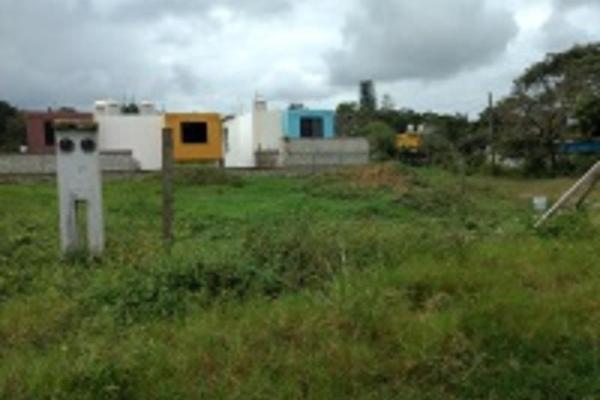 Foto de terreno habitacional en venta en calle 7, loma linda, tuxpan, veracruz de ignacio de la llave, 5969885 No. 03