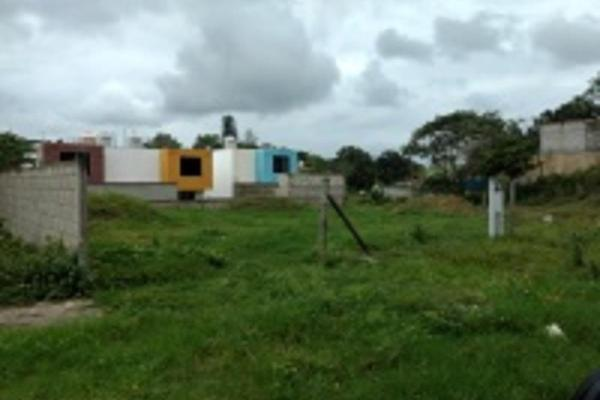 Foto de terreno habitacional en venta en calle 7, loma linda, tuxpan, veracruz de ignacio de la llave, 5969885 No. 07