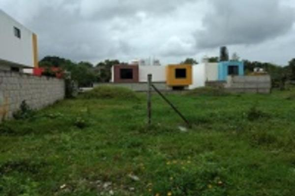 Foto de terreno habitacional en venta en calle 7, loma linda, tuxpan, veracruz de ignacio de la llave, 5969885 No. 12