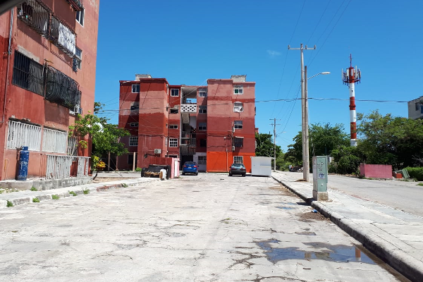 Foto de departamento en venta en calle 78 , supermanzana 77, benito juárez, quintana roo, 5665960 No. 06