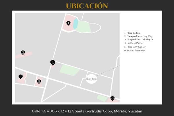 Foto de casa en venta en calle 7a , santa gertrudis copo, mérida, yucatán, 0 No. 17